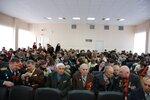 Мы в нашем зале для ветеранов даем концерты впраздники-гимназия №4 Пятигорск