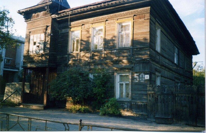 Октябрьская,50