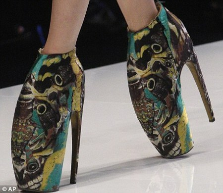 The Armadillo Shoes by Alexander McQueen  IconIcon