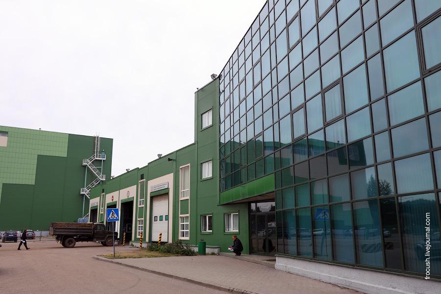 Улица Пожарского, 63. Пивоваренный завод «Балтика — Ярославль»