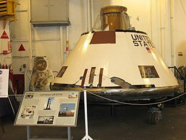 Авианосец-музей Хорнет