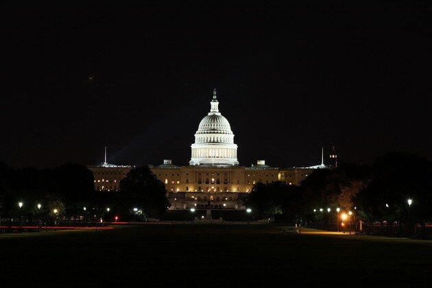 Капитолий. Вашингтон