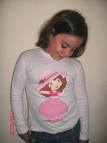 платья детские эскиз.