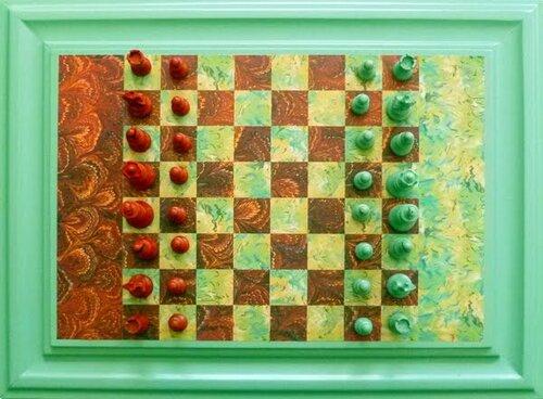 Декоративные шахматы