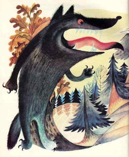 Иллюстрации Виктора Чижикова