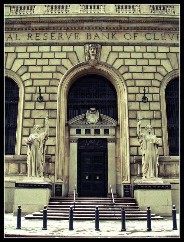 федеральный резервный банк нью йорка