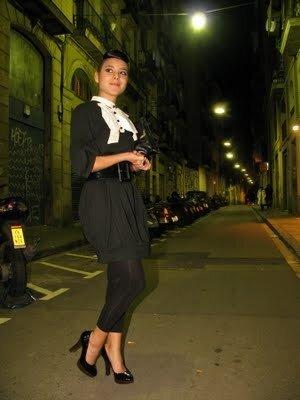 Модная осень улиц