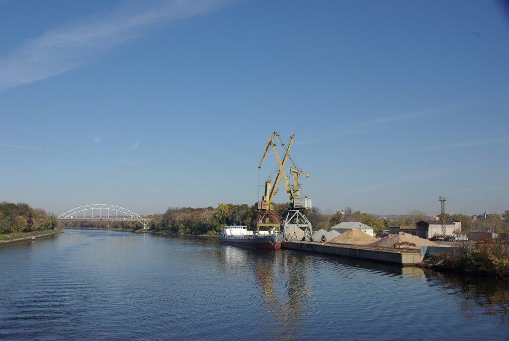 Порт Дмитров