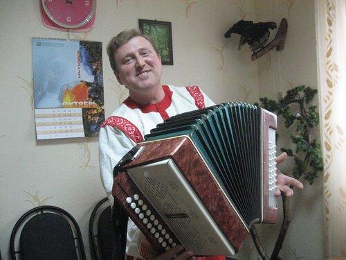 Сергей Валерьевич Серебряков