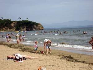 Список пляж, принятых к эксплуатации в 2015 году в Приморье