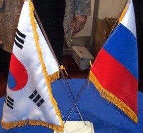 Путин подарил президенту Южной Кореи текст последнего пожелания её отца