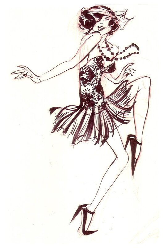 рисунки Mindy Doodles