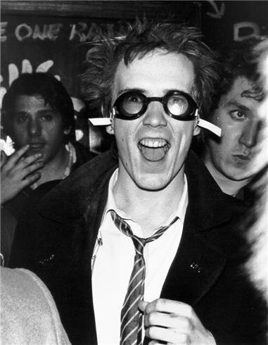 Johnny Rotten - Goggles