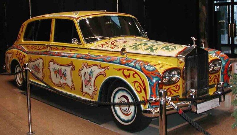 Lennon's Rolls