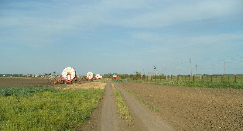 оросительная сельхоз-техника