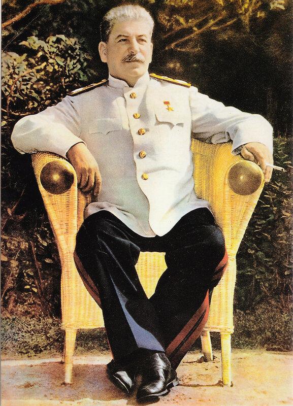 1953 Сталин Журнал Советский Союз2.jpg