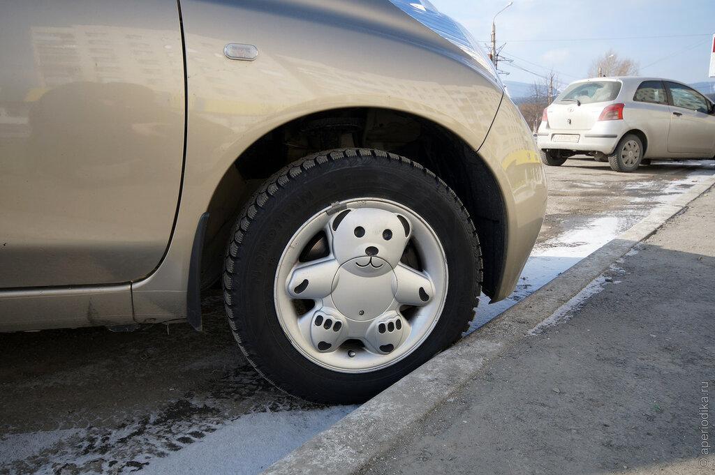 Медвед-колесо