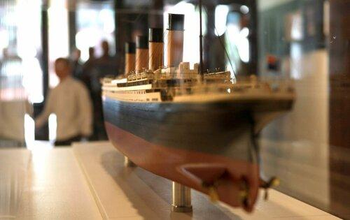Меню с «Титаника» было продано за сто тысяч долларов