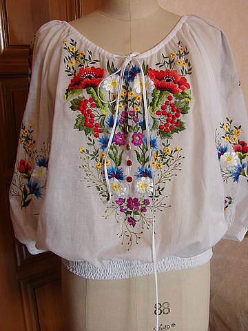 Украинские Вышиванки»