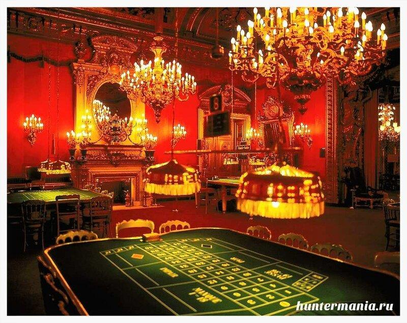 Необычные казино