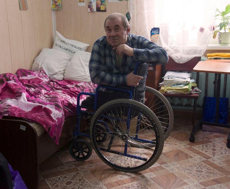 как попасть в дом престарелых оренбург