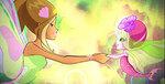 """Авы winx и аниме в маге """"The Magic"""" 5 выпуск и игра одеваем русалку!"""