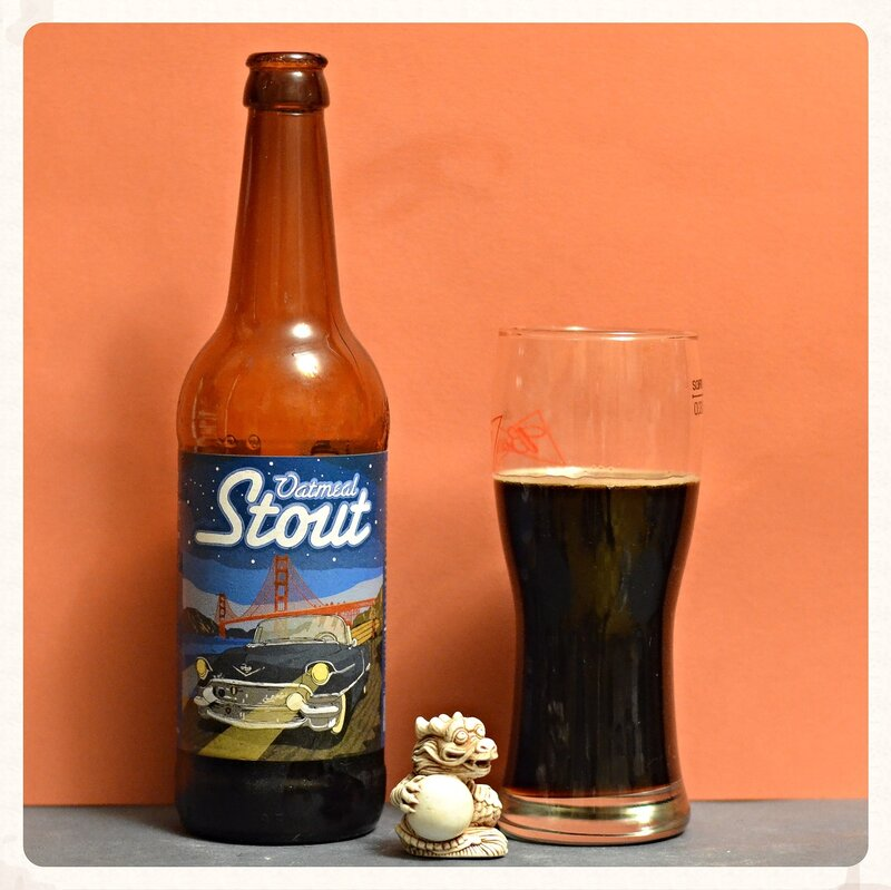 Jaws Oatmel Stout