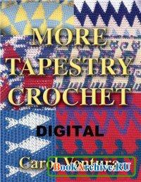 Книга More Tapestry Crochet: Digital
