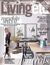 Living Etc Magazine June 2014