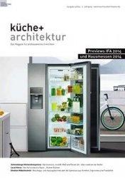 Журнал Kuche + Architektur №4 2014