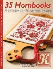 Книга 35 Hornbooks : A broder au fil de vos envies