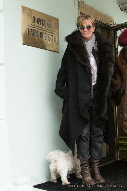 Патрисия Каас в Москве, фото Антон К. Романов
