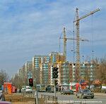 Солнцевский проспект, строительство домов
