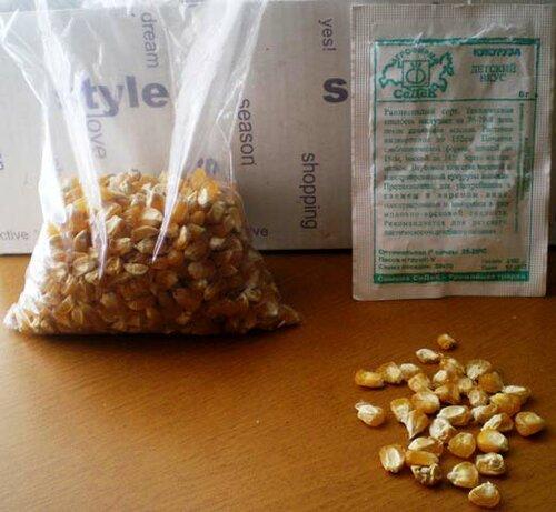 кукурузы Детский вкус