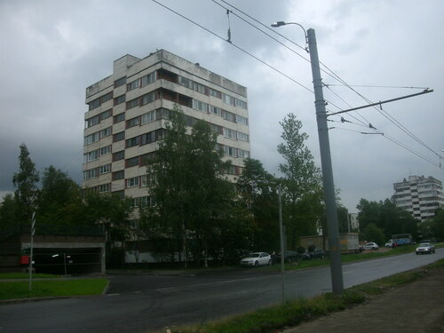 ул. Летчика Пилютова 46