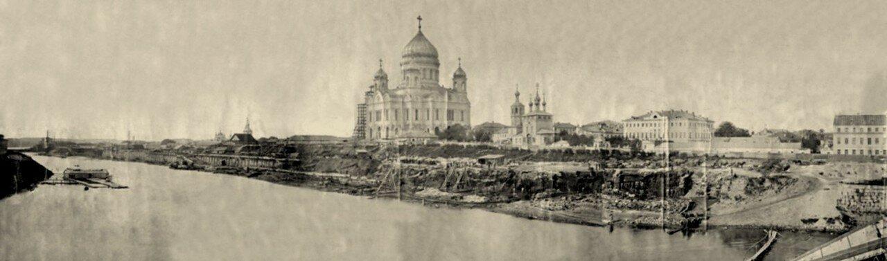 249. Храм Христа Спасителя. Конец 1870-х