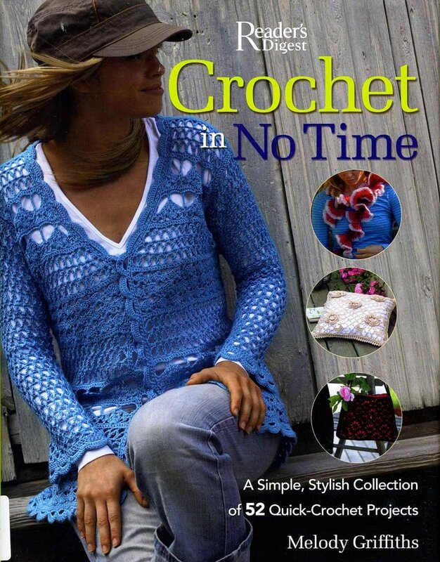 Crochet In No Time. Melody Griffiths