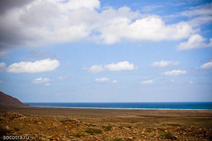 Сокотра в Индийском океане