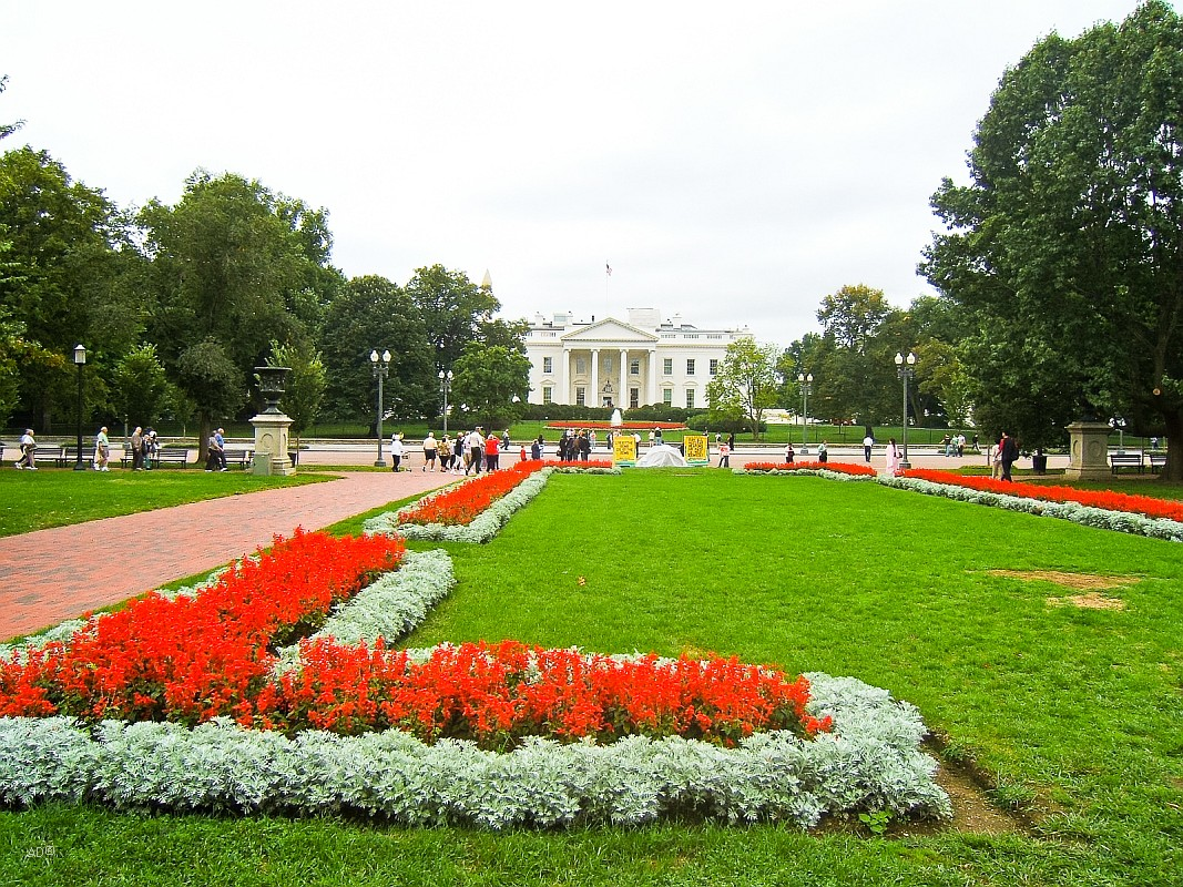 Территория Белого дома