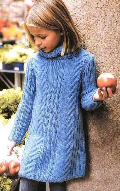 Детские модели для вязания