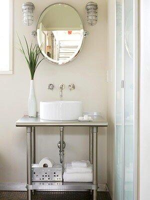 дизайн маленьких ванных комнат