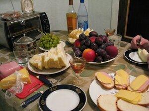 Ужинаем :-)