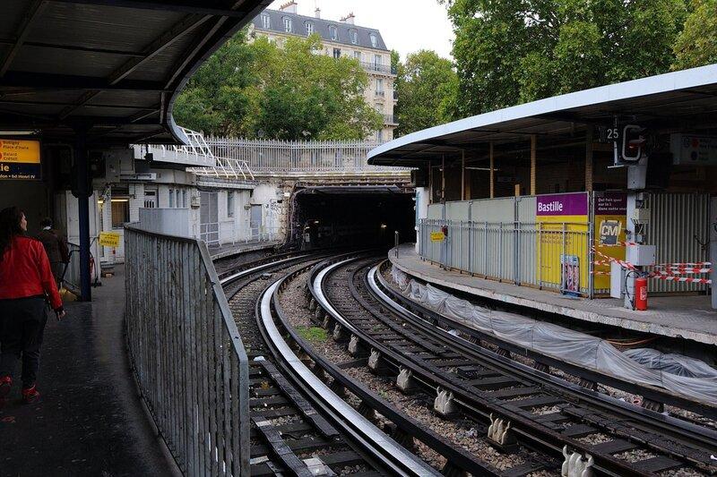 Портал тоннеля