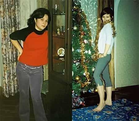 Как Кристина похудела на девять килограмм?