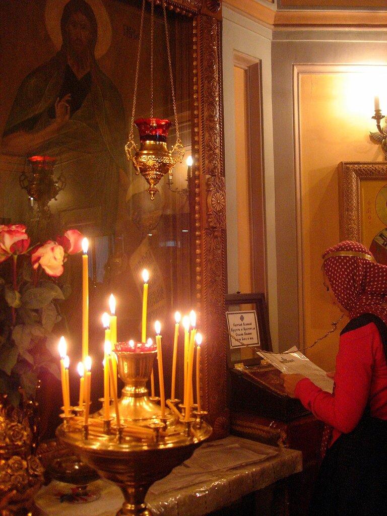 Осень,Москва, Монастырь,православные праздники