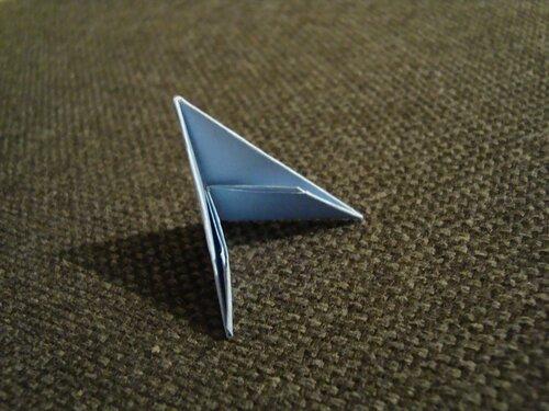 Как сделать оригами.  Подробные схемы оригами.