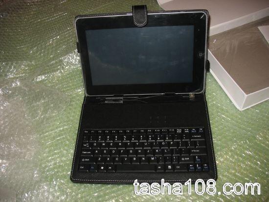 ZeneThink ZT-180 и чехол с клавиатурой