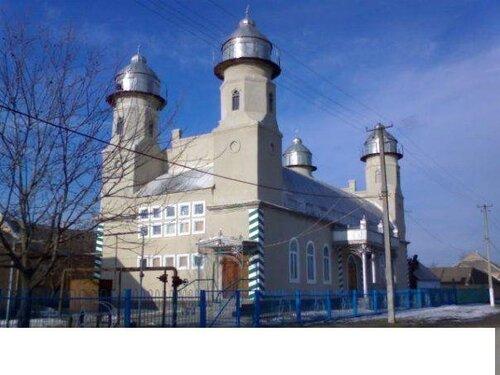 Мечети Мира. Мечети Осетии. Мечеть с.Кизляр.