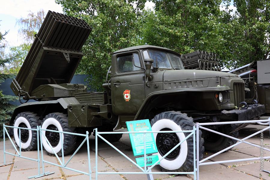 БМ-21 «Град»