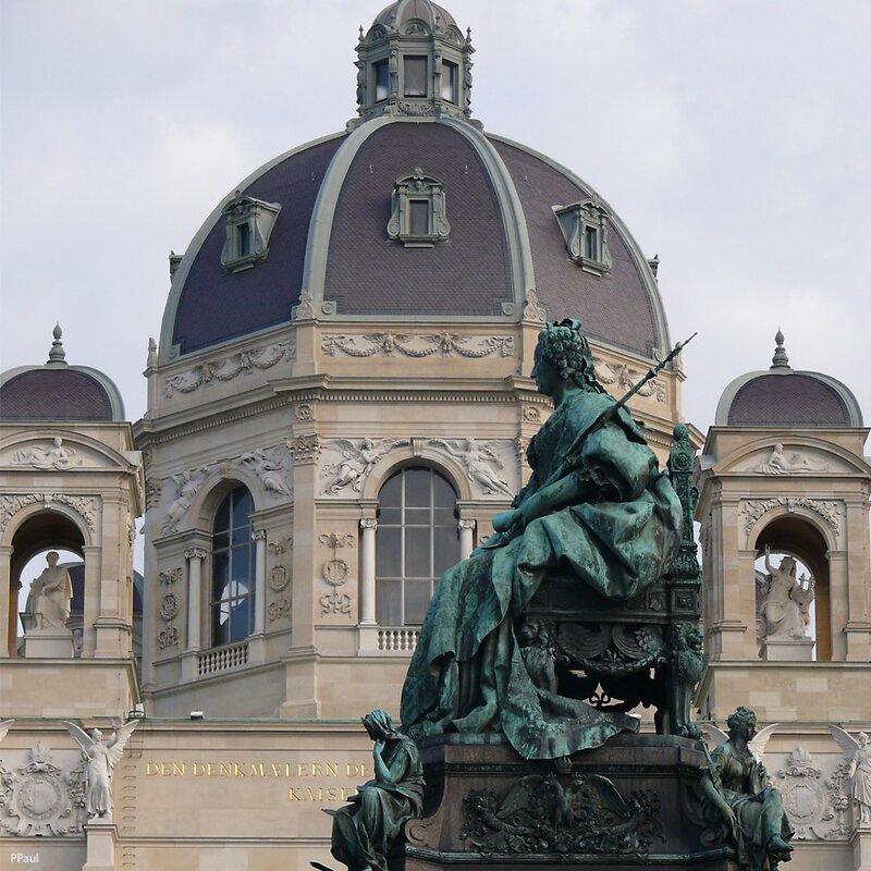 Памятник Императрице Марии-Терезии